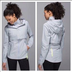 NWOT Lululemon The Best Vest - Silverfox, Size 12